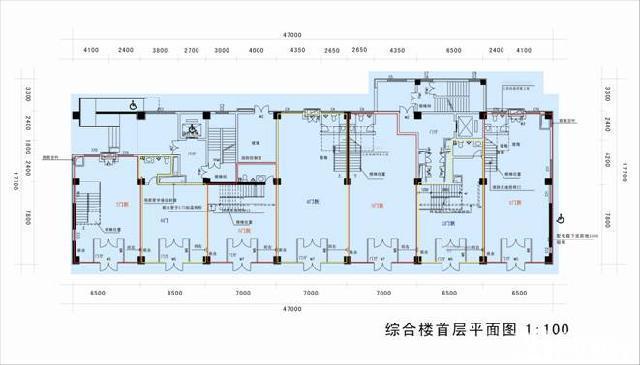 汉墓外形结构图