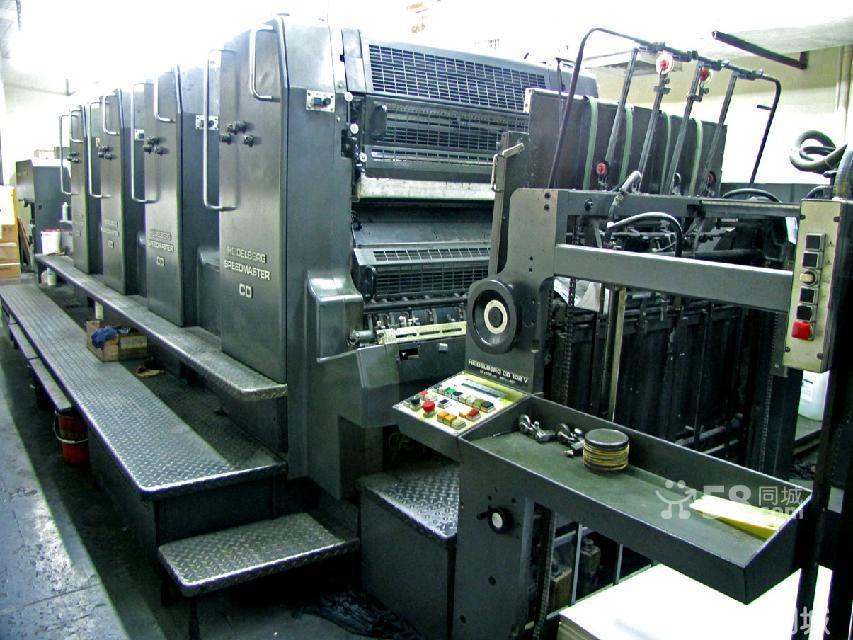 【图】维修海德堡罗兰小森富士广州鸿兴印刷机维修