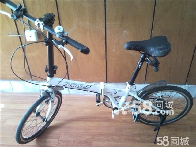 宝马折叠自行车图图片大全 bmw宝马变速折叠自行车图片